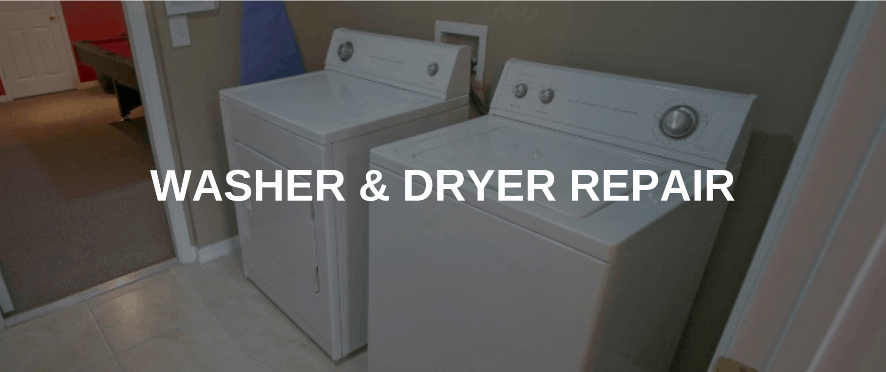 washing machine repair henderson